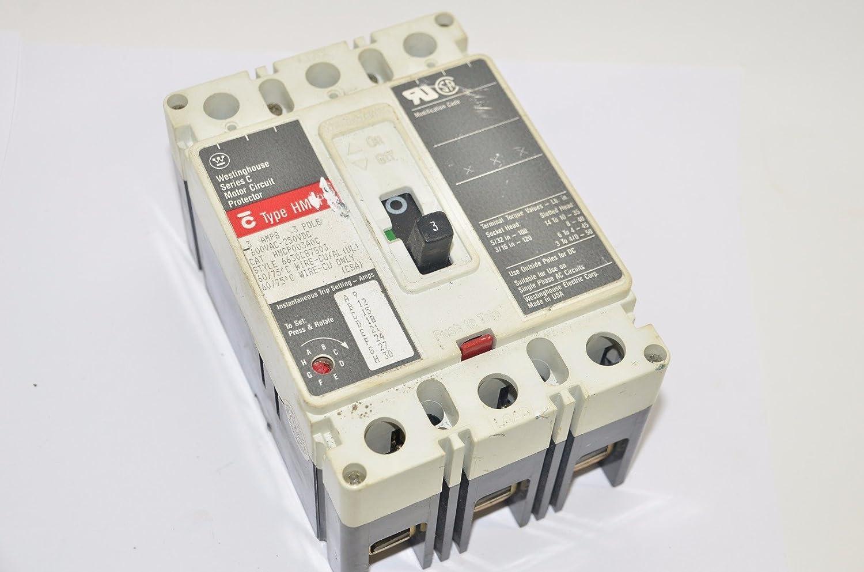 Westinghouse HMCP003A0C 3A Circuit Breaker Matte HMCP003 CH Cutler-Hammer 3  Amp: Amazon.com: Industrial & Scientific