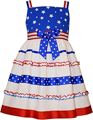 Bonnie Jean Baby Girl' Summer Party Dress