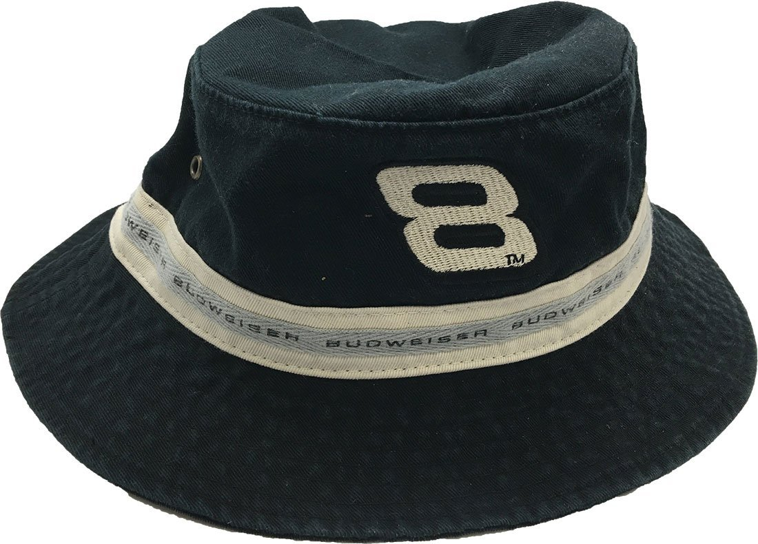 Amazon.com   NASCAR Dale Earnhardt Jr  8 Budweiser Fisherman Style Bucket  Hat   Sports   Outdoors 49fb09ae5ff