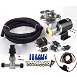 Dracarys 28146 Electric Vacuum Pump Kit For Brake Booster Vacuum Pump Electric Vacuum Pump For Brakes