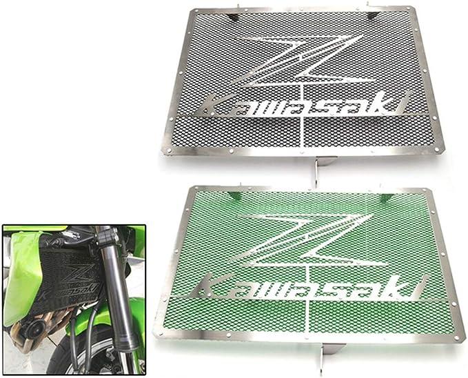 Griglia di protezione per radiatore acqua Z750 Z800 Z1000 per Kawasaki Z750 2007-2012 Z800 2013-2017 Z1000 2007-2018 Z1000SX Ninja 1000 2010-2018 Versys 1000 2012-2018