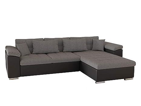 849d9d13806582 Ecksofa Diana SALE, Eckcouch mit Bettkasten und Schlaffunktion, Elegante  Couch, Polsterecke Farbauswahl,