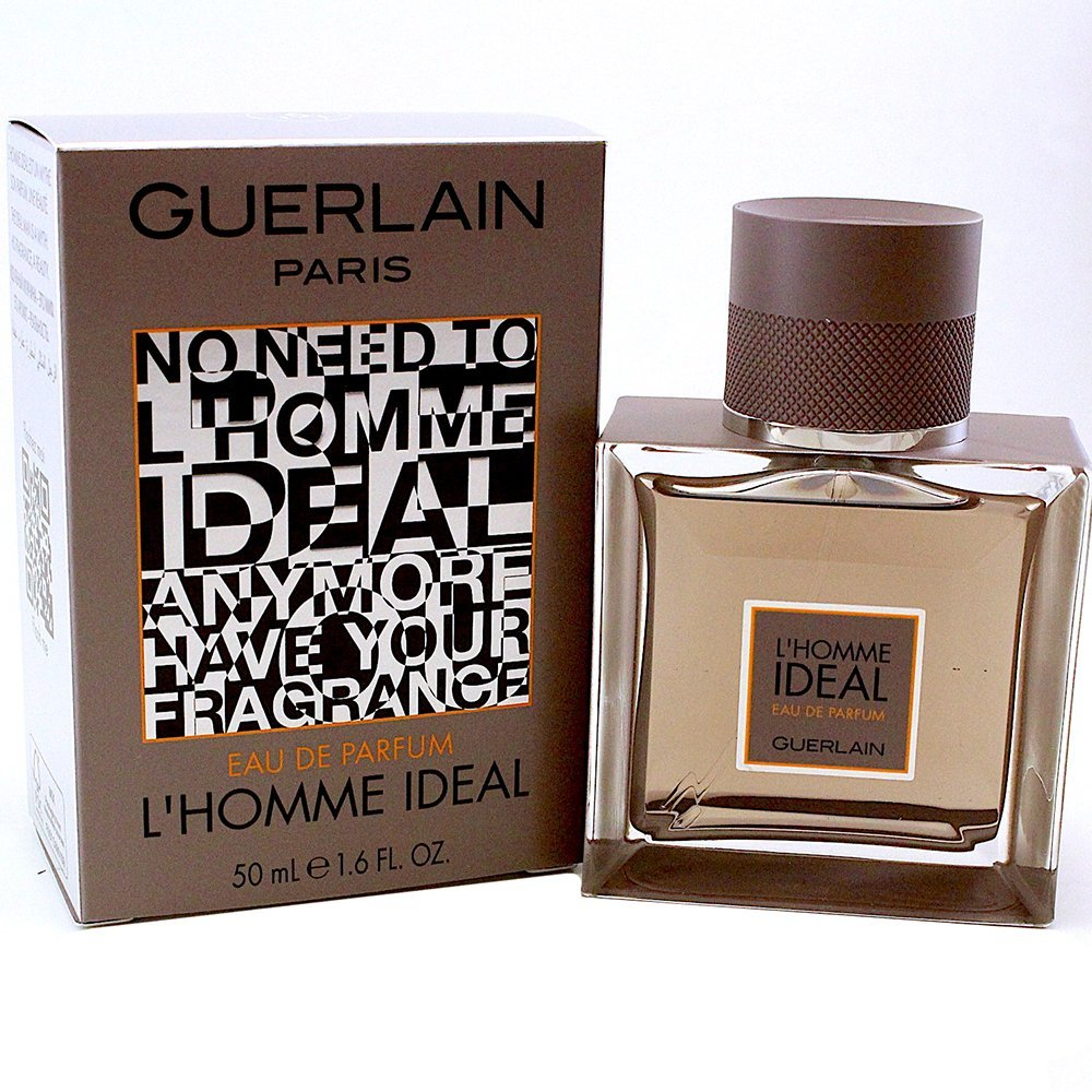 Guerlain Lhomme Ideal Eau De Perfume 50 Ml Amazoncouk Beauty