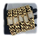 TRIPOD JEWELRY 5 Times14K Real Gold Plated Solid
