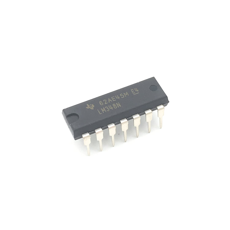 5PCS Texas Instruments SN74HC02N 74HC02 Quadruple 2-Input Positive-NOR Gates IC