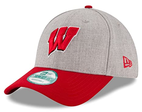 Image Unavailable. Image not available for. Color  New Era Wisconsin Badgers  ... ab527a040b6