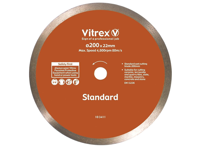 Vitrex 103411 Diamond Blade 200MM Standard