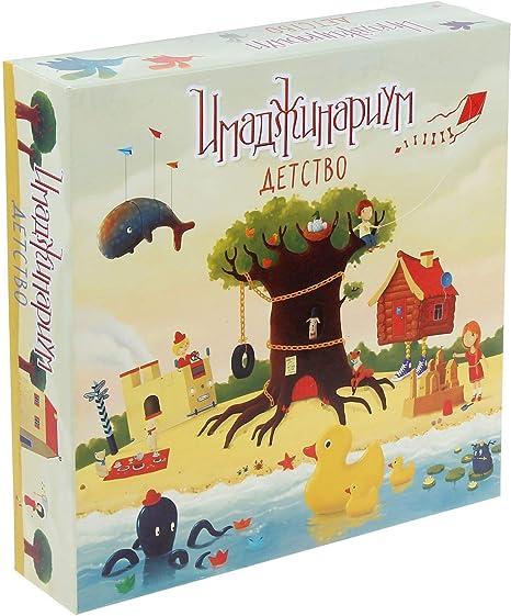 Borsch Juego de Mesa Ruso Imaginario Infantil Dixit: Amazon.es ...