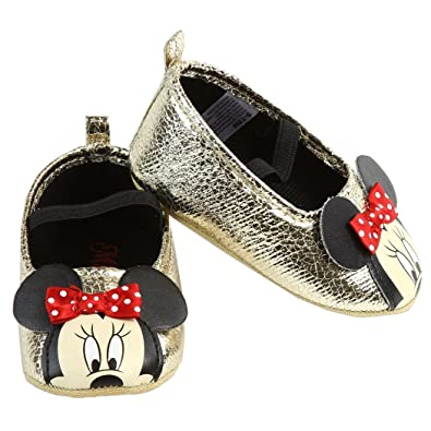 Disney Minnie Mouse Baby Mädchen Ballerina in Pink Oder Gold