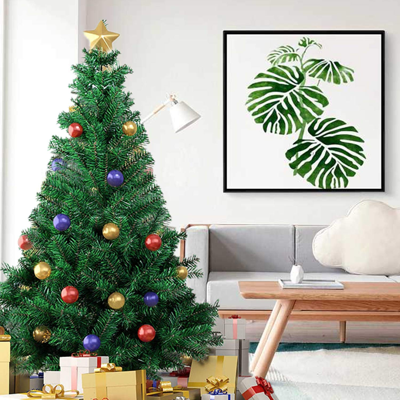 Sunjas Albero di Natale, Materiale PVC 180cm