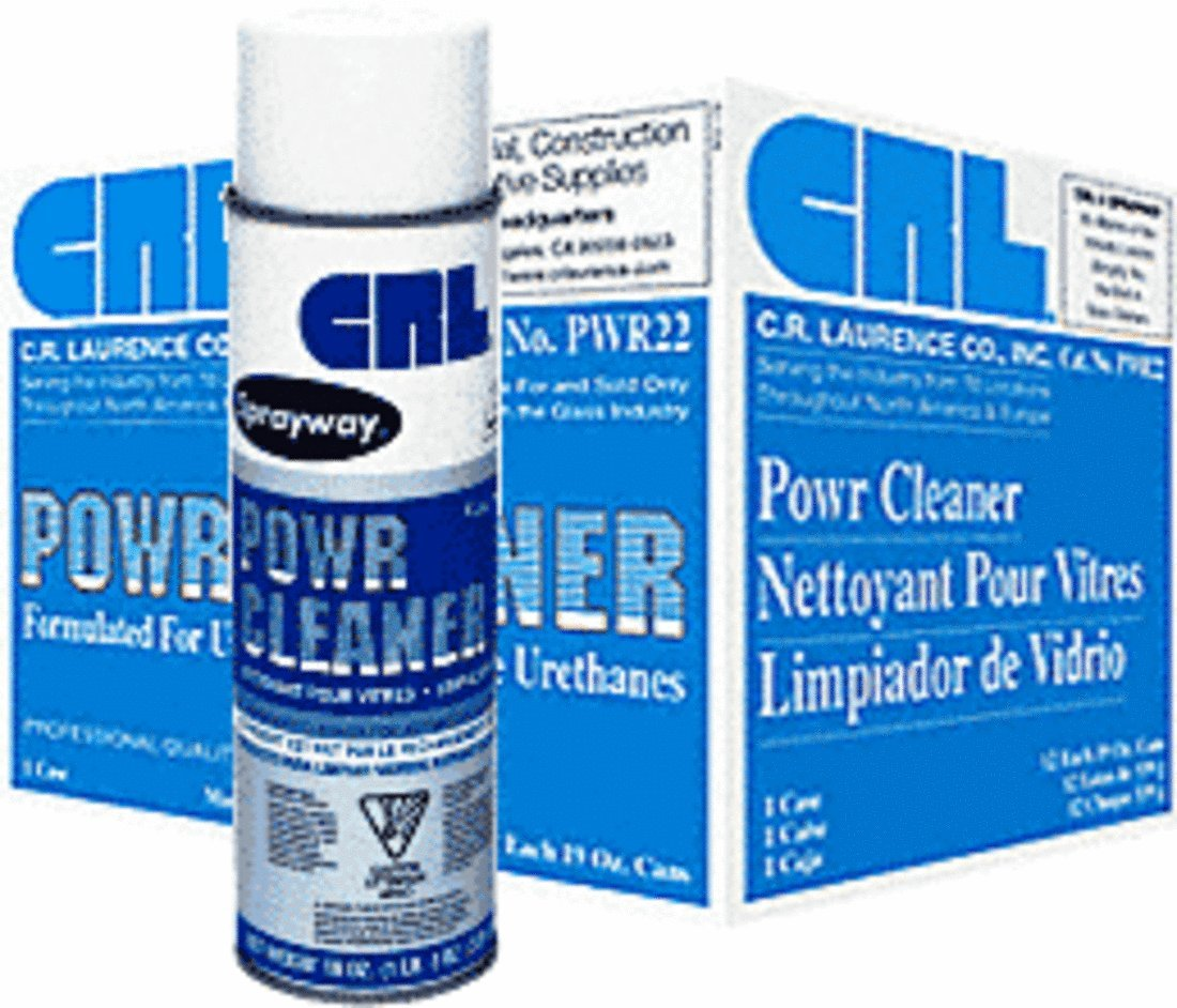 CR Laurence PWR22 Power Glass Cleaner