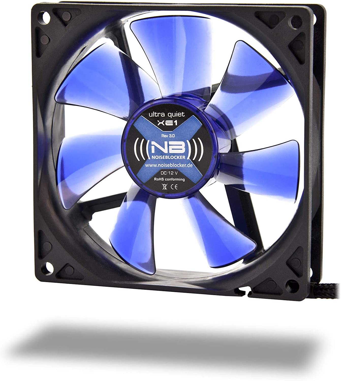 Noiseblocker Blacksilent Fan Xe1 92mm Computer Zubehör