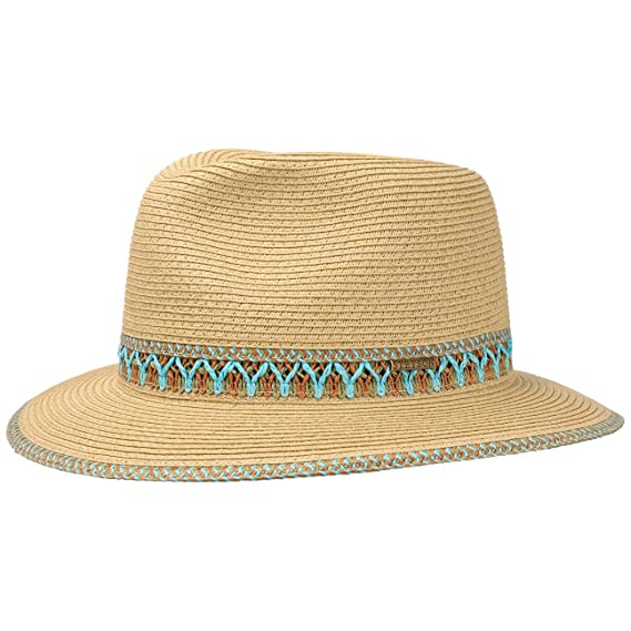 0202fe0f96e970 Stetson Arnett Traveller Toyo Straw Hat Sun Beach (L (58-59 cm) - Nature):  Amazon.co.uk: Clothing