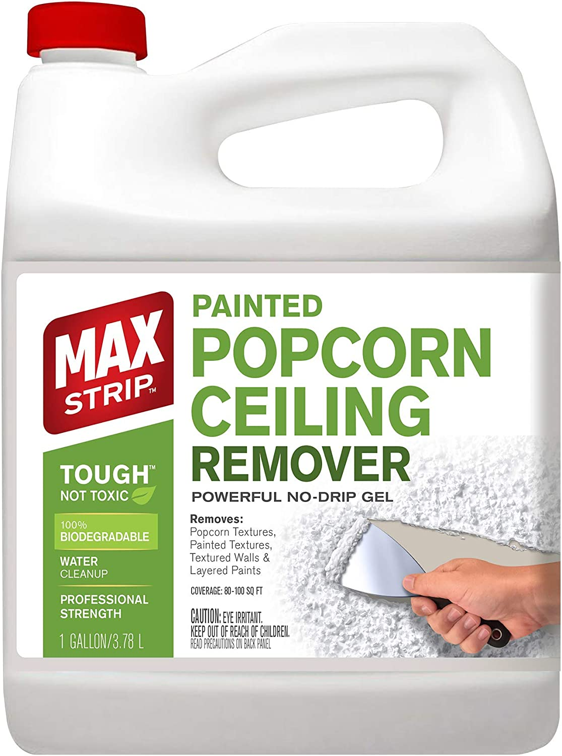 MAX Strip Popcorn Ceiling Remover 1 Gallon