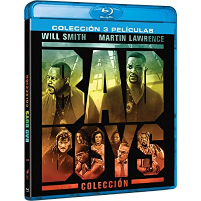 Pack 1-3: Bad Boys (BD) [Blu-ray]