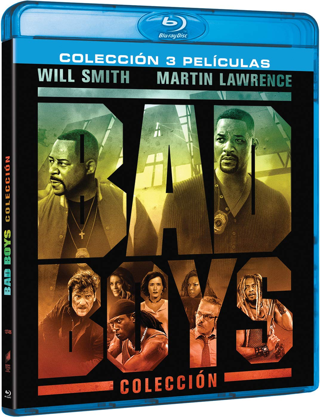 Pack 1-3: Bad Boys (BD) [Blu-ray]: Amazon.es: Will Smith, Martin Lawrence, Vanessa Hudgens, Alexander Ludwig, Nicky Jam, DJ Khaled, Lisa Boyle, Jordi Mollá, Peter Stormare, Gabrielle Union, Adil El Arbi, Bilall Fallah,