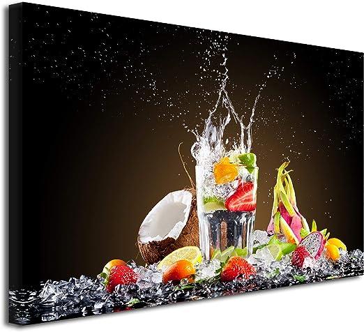 Dekoration für Küche, Tafel, Deko, Wandbild, Wandbild ...