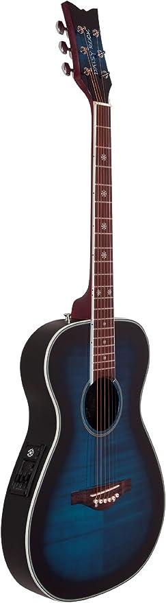 Daisy Rock 14-6221 - Guitarra electroacústica: Amazon.es ...