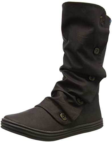 3abaf8ba760 Blowfish Women s Rammish High Boots  Amazon.co.uk  Shoes   Bags