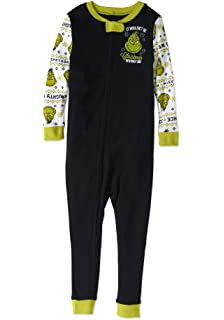 a1c11cd2365d Amazon.com  The Grinch Christmas Holiday Pajamas Baby Toddler Unisex ...