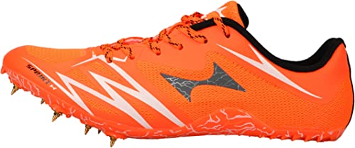 7. Health Track Spike Running Sprint Shoes