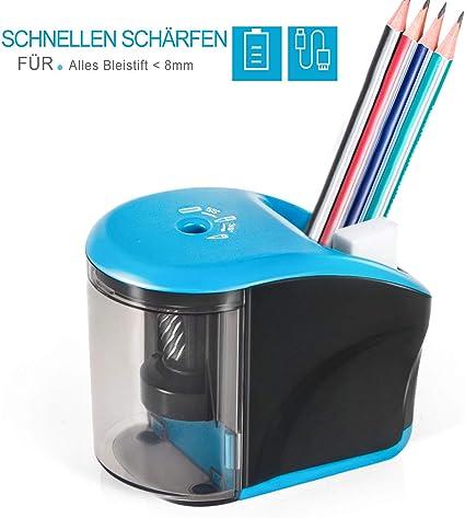 Elektrischer Anspitzer Bleistift Spitzer Spitzmaschine Für Schule Büro