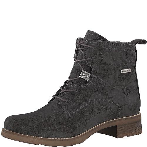 79530344014118 Tamaris Women s Sympatex Boots 1-25776-29-206 graphite  Amazon.co.uk ...