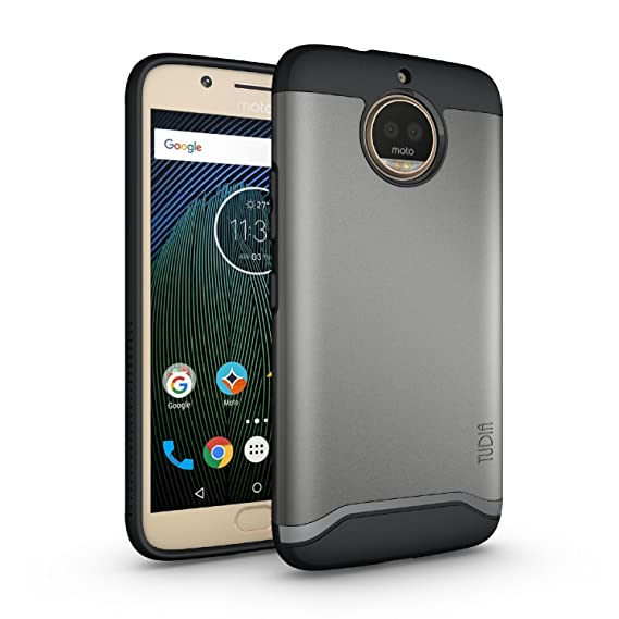 the latest 3e36e ae94b TUDIA Moto G5S Plus Case, Slim-Fit Heavy Duty [Merge] Extreme  Protection/Rugged but Slim Dual Layer Case for Motorola Moto G5S Plus [ONLY  Compatible ...