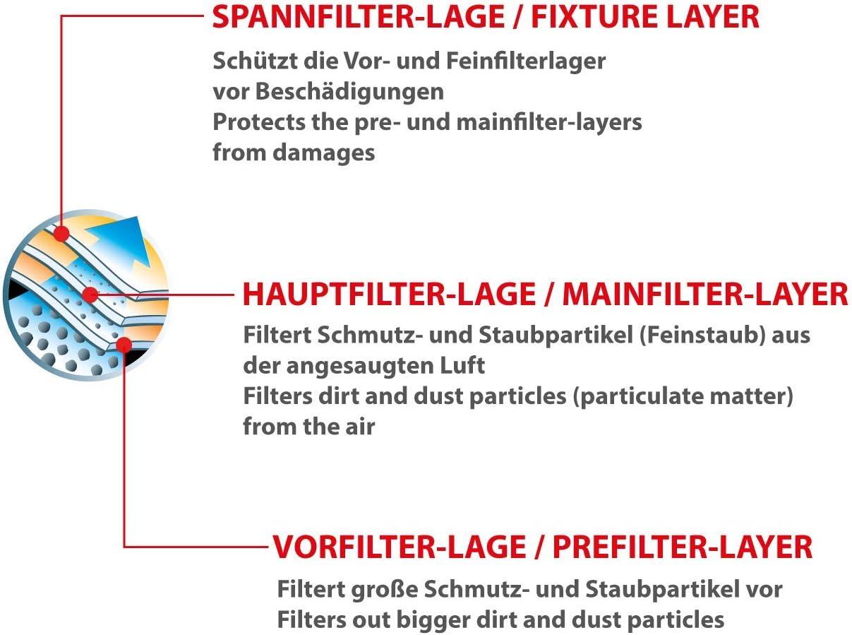 VX6-2-CB VX6-2-CR VX6-1-DB VX6-1-SK VX6-1-LR VX6-2-EB VX6-2-ECO VX6-2-IS 20 bolsas de aspiradora de filtro de polvo para AEG VX6-1-EB VX6-2-/ÖkoX VX6-1-CB VX6-2-EB VX6-2-/Öko VX6-1-IW