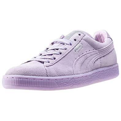 cheap for discount 998a8 d9c74 Amazon.com | PUMA Suede Classic Mono Ref ICED Leather ...
