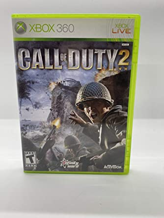 Call Of Duty 2 Xbox 360 Artist Not Provided Video Games