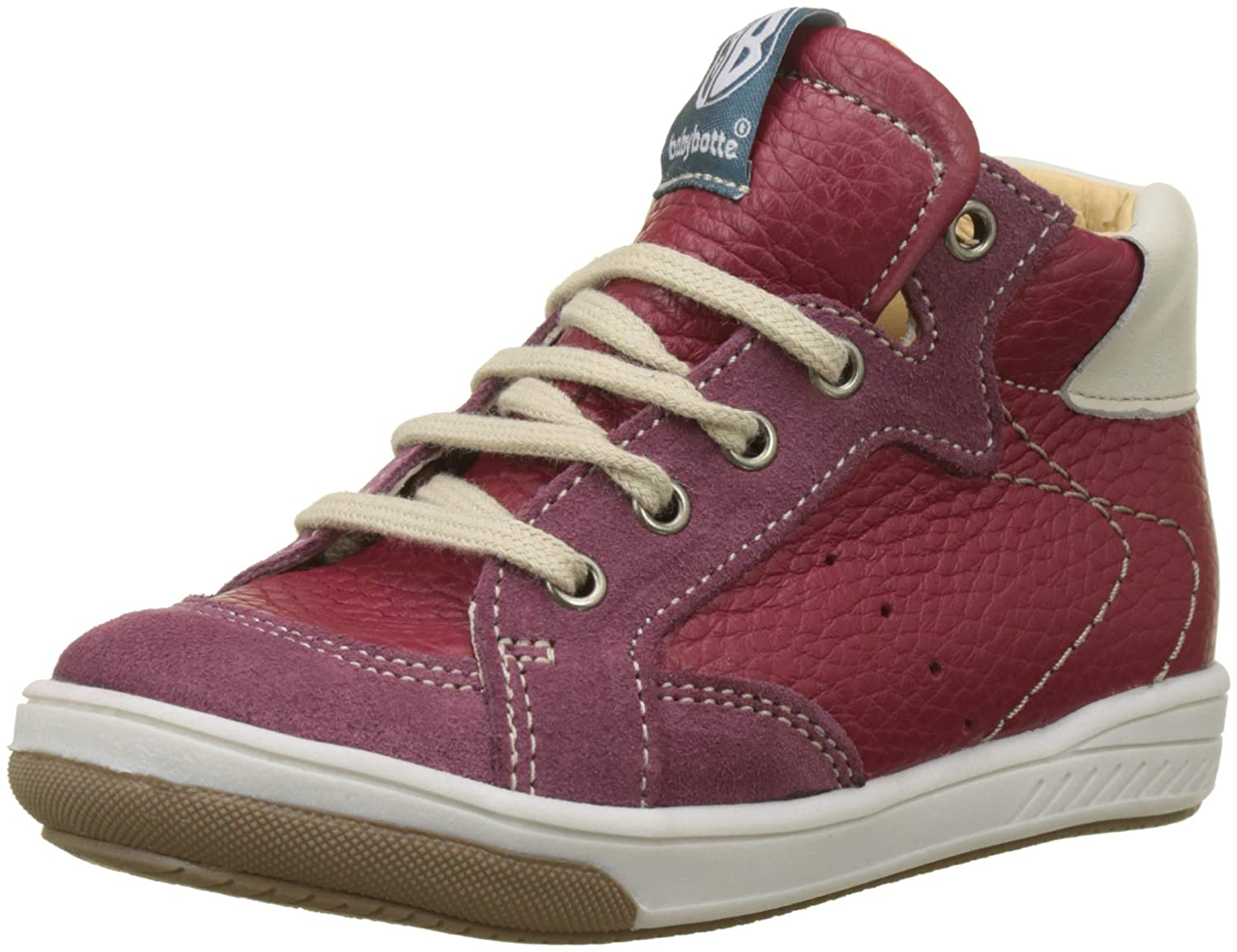 Babybotte Boys Ailice Hi-Top Trainers