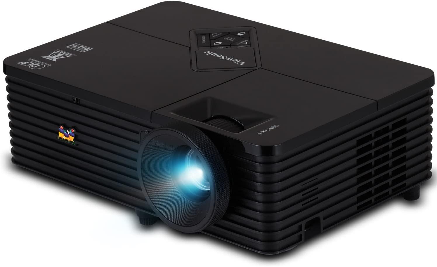 Amazon.com: ViewSonic PJD5234 XGA DLP Projector, 2800 ANSI ...