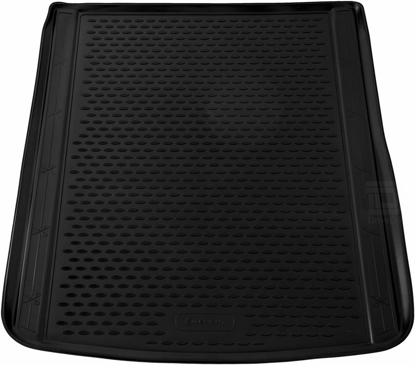Carpet Car Organiser Storage Tidy Boot For Audi A6 C7