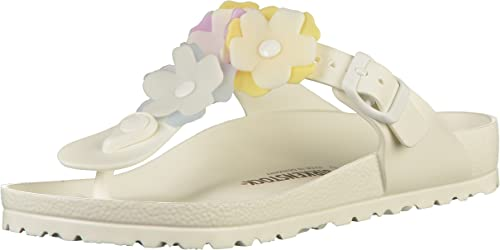 Birkenstock Gizeh EVA Flower The Shoe for Women, Made from EVA with a Sole Made from EVA.