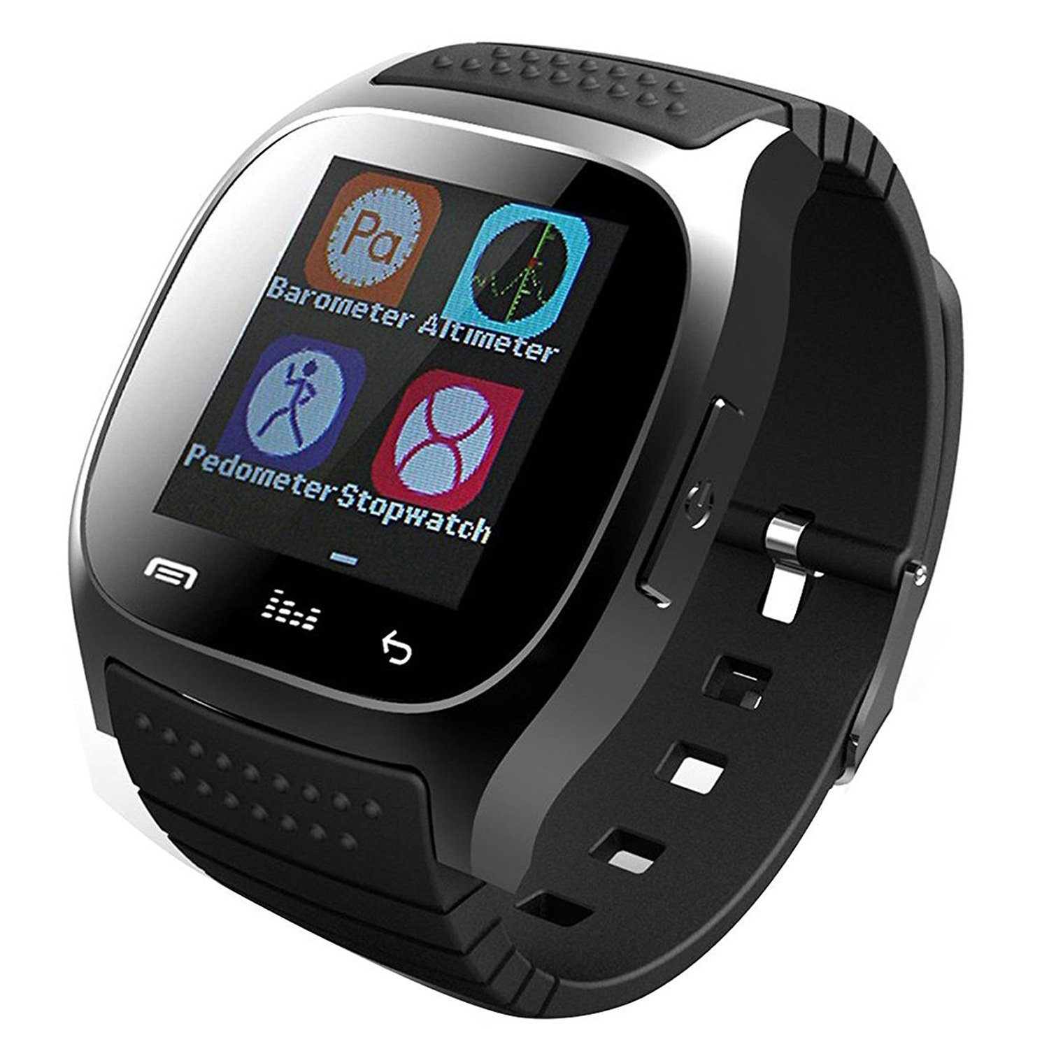 Amazon.com: Bluetooth Smart Watch Touch Screen Wristwatch ...
