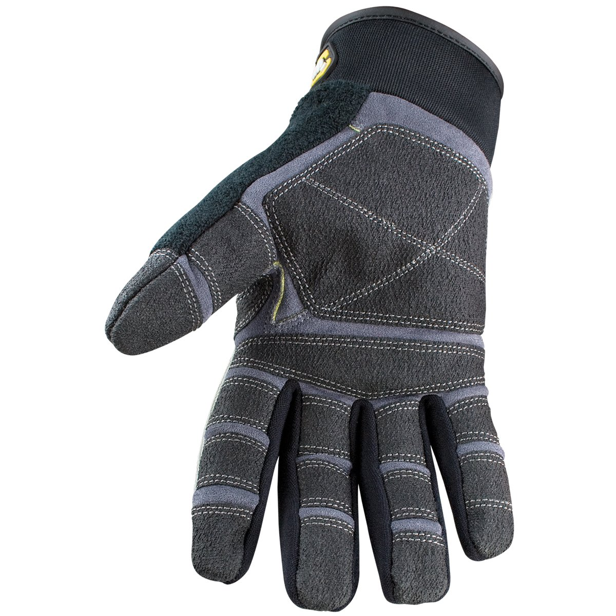 Youngstown Glove 05-3080-70-L General Utility Lined with KEVLAR Glove Large, Gray by Youngstown Glove Company (Image #2)