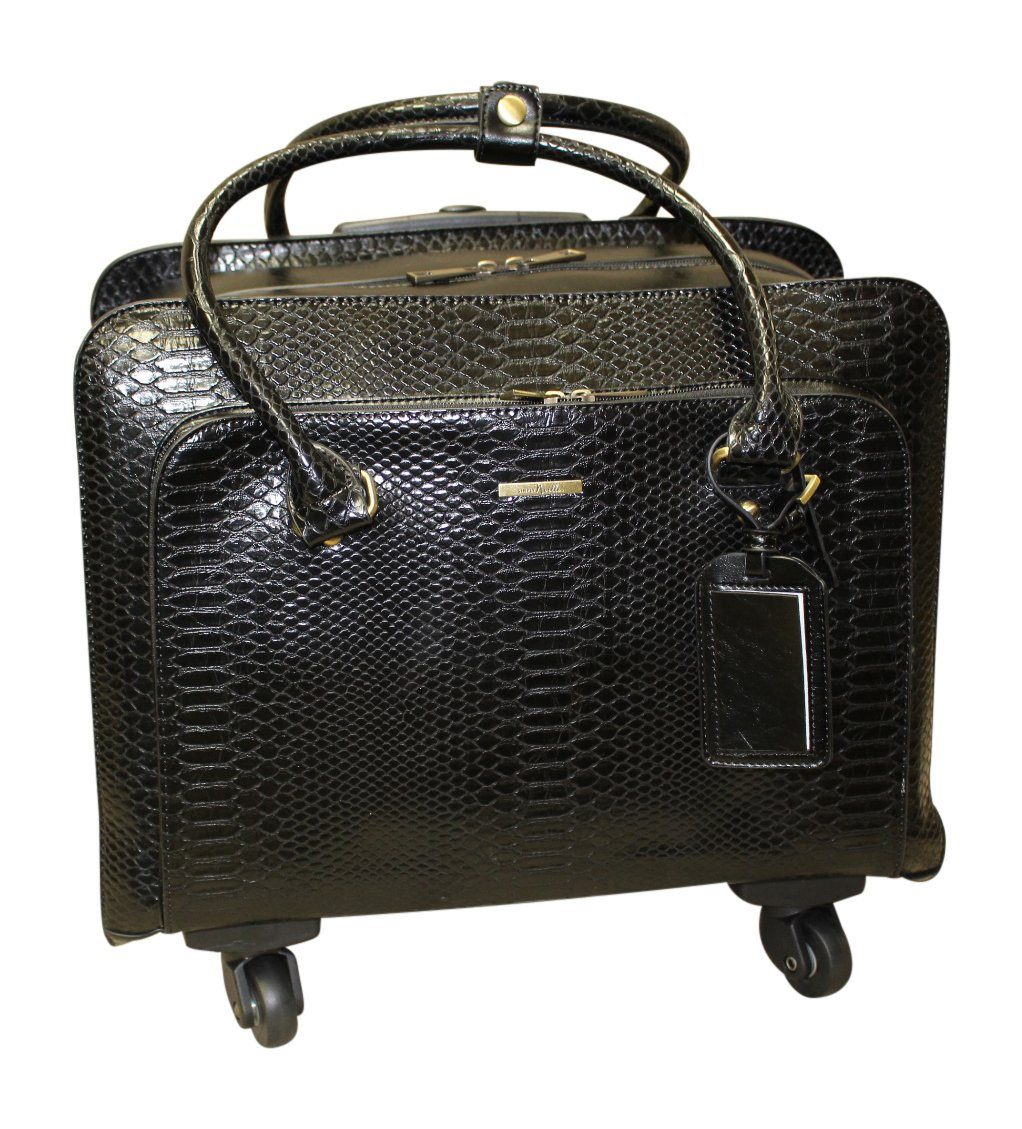 Simply Noelle Nile Roller Bag (Black) by Simply Noelle (Image #2)