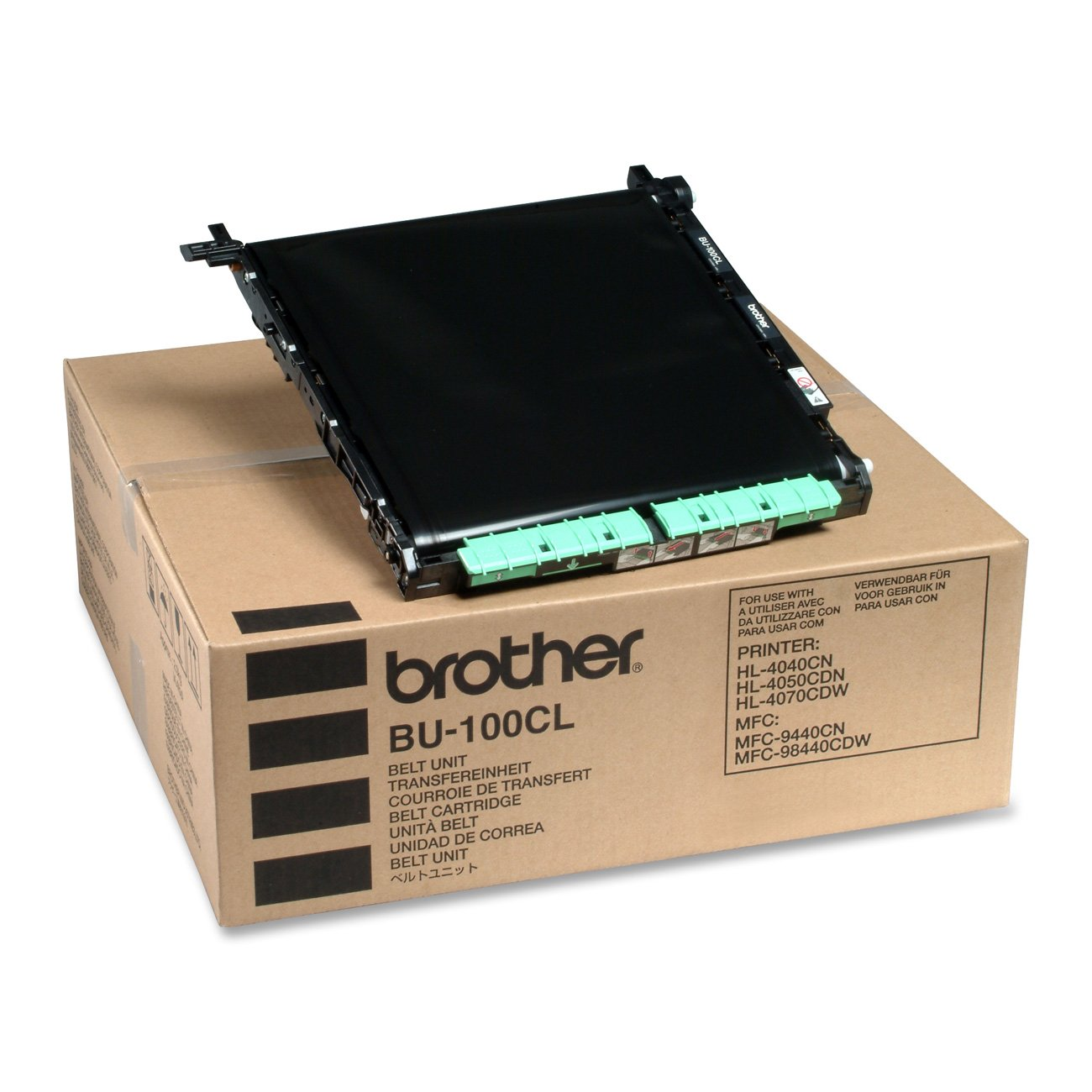 Color printing bu - Amazon Com Brother Bu 100cl Belt Unit For Hl 4040cn Hl 4070cdw Series Retail Packaging Electronics