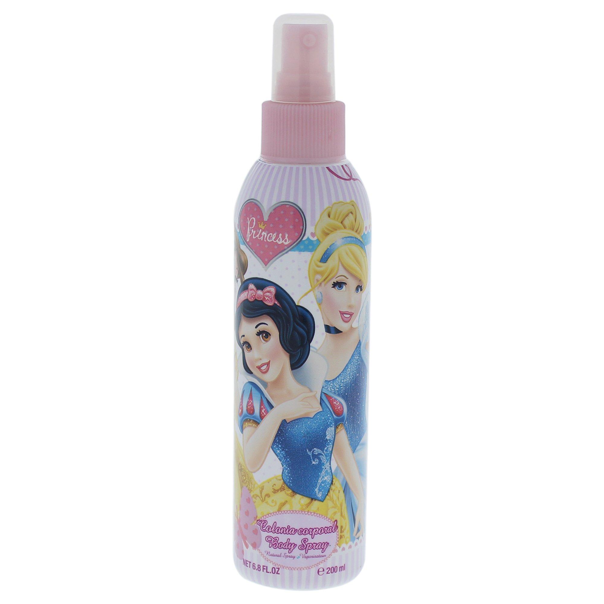 Disney Body Spray for Kids, Princess, 6.8 Ounce