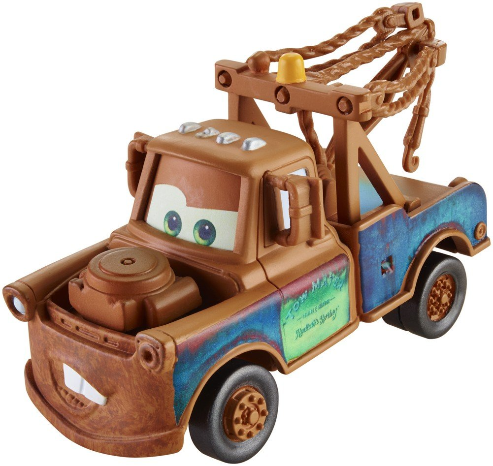 Mattel Disney dkv40 Plastic Vehicle Toy – Vehicles Toy (Plastic, brown, 3 Year (S), 1 pc (S), 1: 55) 3 Year (S) 1 pc (S)