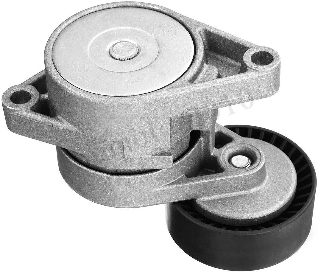 Serpentine Belt Tensioner /& Idler Pulley Kit For BMW E36 E39 E46 E53 11281427252