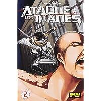 Ataque a los Titanes 2 (CÓMIC MANGA)