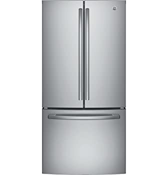 GE GWE19JSLSS 33-inch Counter Depth Refrigerator