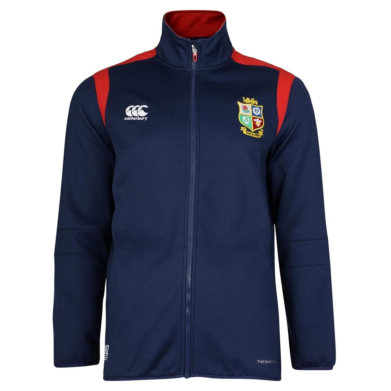 British & Irish Lions 2017 Players Presentation Rugby Jacket - Größe M