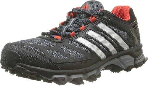 tobillo mecánico Numérico  adidas Performance Response Trail 20 M, Men's Running Shoes, Black  I/Metallic Silver/Hi Res Red, 6.5 UK (40 EU): Amazon.co.uk: Shoes & Bags