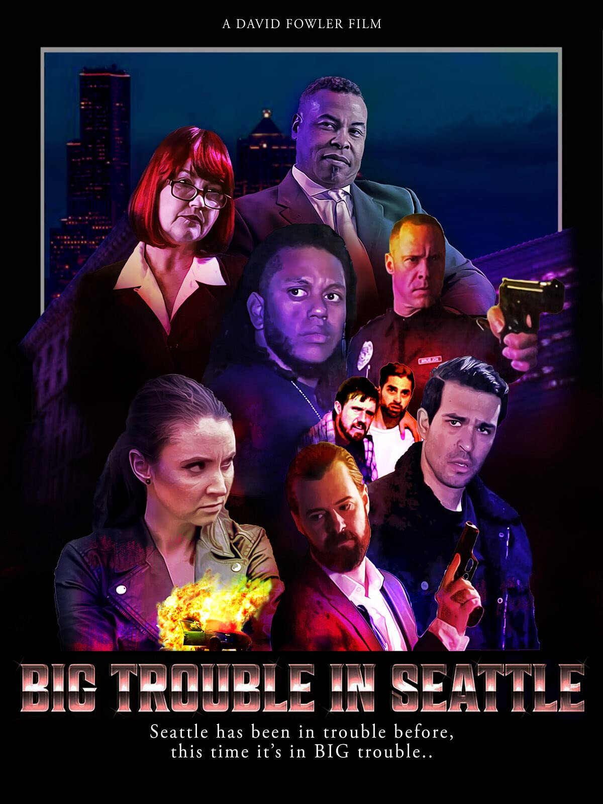 Big Trouble in Seattle on Amazon Prime Video UK