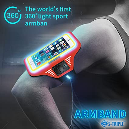 Armbands Initiative 10 Pcs Newest Black Waterproof Running Jogging Sports Gym Armband Cover Holder For Iphone 6 Plus Mobile Phone Accessories