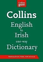 Collins English To Irish (One Way) Gem