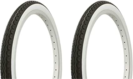 """2 TIRES 2 TUBES Bicycle Tire 20/"""" x 1.75 Lowrider Raised Letter Bikes /& TUBES!"""